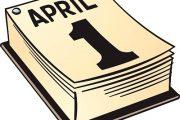 এপ্রিল ফুল বা এপ্রিলের বোকা!