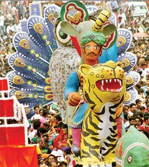 'পান্তা ইলিশ' 'মঙ্গল শোভাযাত্রা' বাংলাদেশের শেকড়ের সংস্কৃতি?