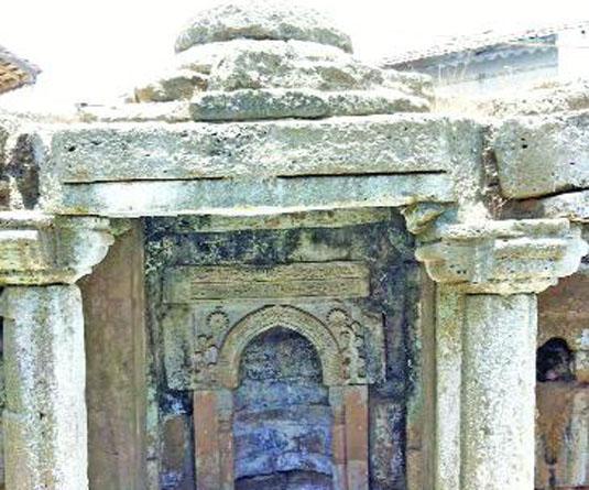 ভারতে জেরুসালেমমুখী সুপ্রাচীন মসজিদ