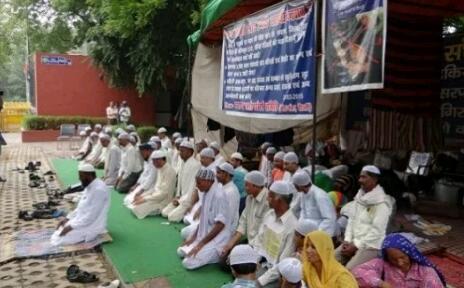 ভারতের হরিয়ানায় ১০০ হিন্দু পরিবারের ইসলাম গ্রহণ