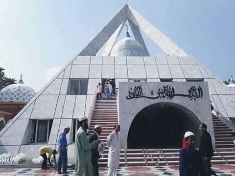 দক্ষিণাঞ্চলের সর্ববৃহৎ মসজিদের উদ্বোধন