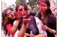 হোলি উৎসব 'ভুল সাগরে মরছি ডুবে'