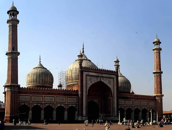 Loading... Jama_Masjid_India.jpg