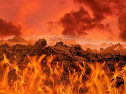 আল-কুরআনের আলোকে জাহান্নামের বিবরণ