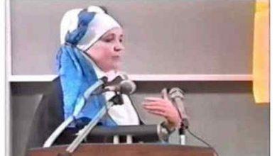 Photo of খৃষ্টধর্ম প্রাচারে গিয়ে নিজেই ইসলাম গ্রহণ করেন মার্কিন নারী আমিনা এসলিমি
