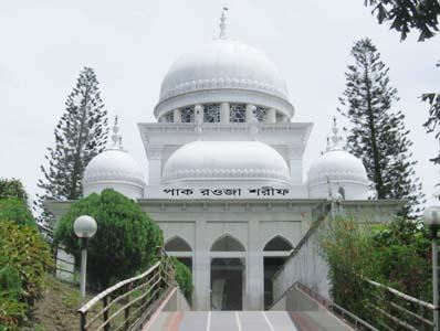 সাতক্ষীরা জেলার কিছু মাজার ও খানকা