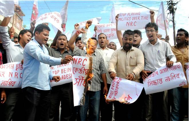 হিন্দুত্ববাদী রাজনীতির খড়গ : আসামের এনআরসি এবং বাংলাদেশ