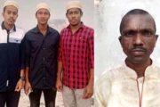 ময়মনসিংহের গৌরীপুরে ৪ হিন্দু যুবকের ইসলাম গ্রহণ