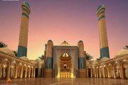 মধ্য এশিয়ার বৃহত্তম মসজিদ তাজিকিস্তানে