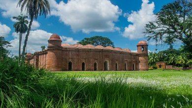 Photo of ষাট গুম্বুজ মসজিদ